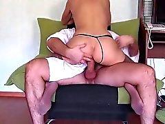 Снабжение женщина выебанная жесткий его босс .. ANAL CRAMPIE !