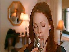 Julianne Moore ja Amanda Seyfried Lesbo Scene Chloe