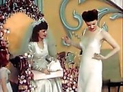 Vintage Bridal Lingerie Fashion Show
