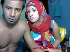 nouvellement marié indiennes Couple srilankan en direct sur webcam spectacle