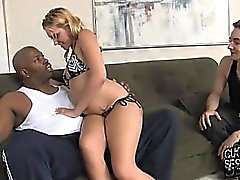 A true cuckold is there to provide his woman with any means