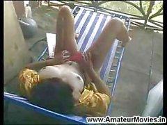 Sexy della Domestiche Caught On nascosta Webcam masturbarsi