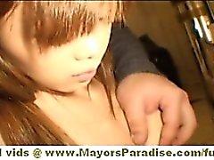 Maria y la Yuka chinos niñas fondle demás coños