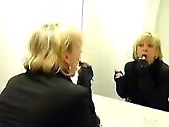 Putain d'âge mûr une pipe et