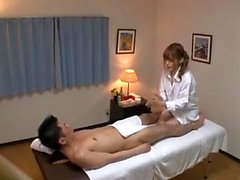 Traditionell asiatisk massage Voyeur 20
