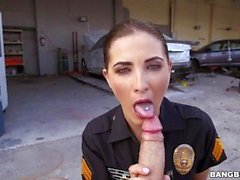 molly jane sexy police woman