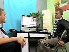 Homosexuell Fuck Alex Andrews kein beobachten, wie verheiratete Bolzen Micah Eine