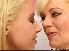 Nikky Arsefucked By Granny
