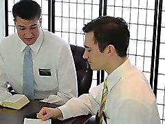 Gli anziani mormon il culo compilati