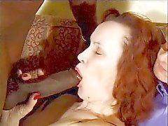 RedHead Mature Picked Up in the Street