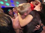 Sexy party sluts love to get fucked