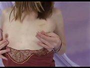 Big Nipples Tiny Tits with Milk
