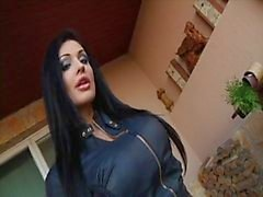 Busty Cougar Aletta Ocean assfucked