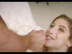 Queda Compilação Facial - Sperm setembro spray Edição
