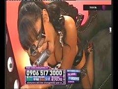 Sekreterare Toya In exponeringsglas Babestation # 5 ( i del 2 )