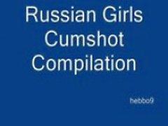 Rus kızlar Cumpilation