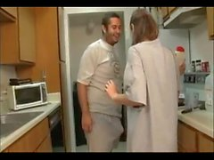 ZGV Brother And Sister Blowjob In The Kitchen 08 M