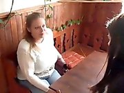 Young woman finds granny date online