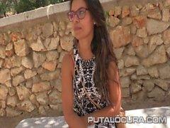 Sonia Anglada ( Sarita ) : Vaya che grumo que le l'eco dentro