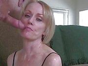 Ogudaktig sexiga den Melanie bara älskar att kuk