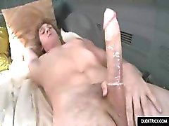 Hot twink has his first gay experience