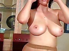 Närbild show av vissa fetisch