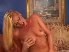 Natur- Tits Extreme Analys Blond