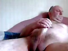 Старики мастурбировать