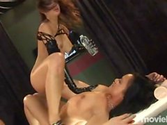 Superstar showdown - Katsuni lesbian