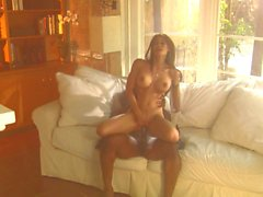 Passionate Ryder Skye loves interracial sex
