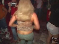 RWG Sexy Foam Party Hoes Wild Coeds Spring Break Naked