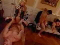 Lisa Crawford - Rich French Orgy