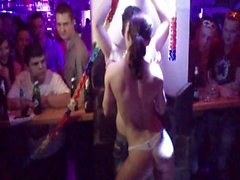 Striptease in Night Club [Carnival 2012]