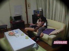 Adorable Seductive Korean Girl Having Sex