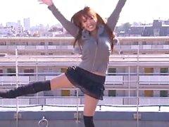Hitomi Tanaka - Jumping flapjacks