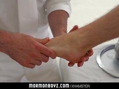 mormonboyz - Красивый лидер культа трахает тихий покорный мальчик