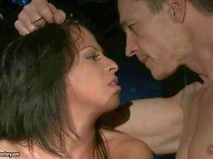 Sex slave gets bondaged and humiliated