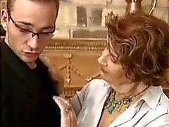 Granny mit der Jungschwanz Durch TROC