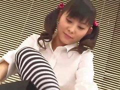 Japonca - Süper Sevimli Anri Kawai Özensiz Saniye MMF Üçlü