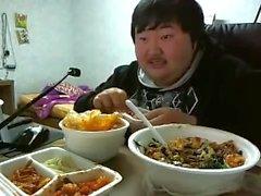 Chinese рвань дрочить на питание