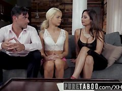 PURE TABOO Bad Girl Elsa Jean Punished