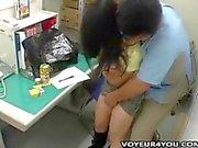 Ladendiebstähle Asian Teen gefickt wird
