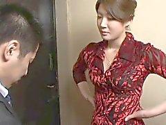 Mari Hosokawa está un adicto esperma