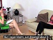 Lesbian model searching for job