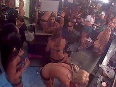 Dressing room camera