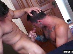 Grande gallo sesso anale hardcore hardcore e sborrata