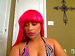 Pinky webcam top hond