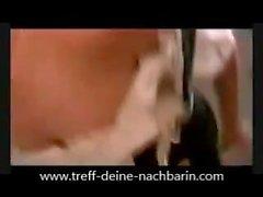 Deutsche Milf Nachbarin im Dirndl gefickt