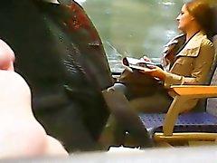 goede tijd op een Train Ride