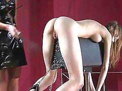 Cena BDSM com Beata Undine